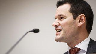 Affaire Maudet: le conseiller d'Etat veut récuser les procureurs qui enquêtent sur lui