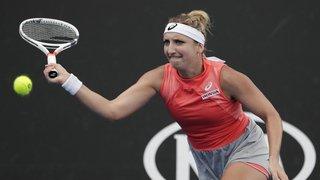 Tennis - Open d'Australie: Timea Bacsinszky se qualifie pour les seizièmes de finale