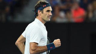 Tennis - Open d'Australie: Federer donne la leçon à Fritz au 3e tour