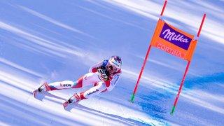 Ski alpin: Michelle Gisin 7e de la 2e descente de Cortina d'Ampezzo, l'Autrichienne Siebenhofer s'impose