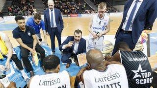 Basketball: statu quo en tête du classement après les victoires de Genève et Fribourg