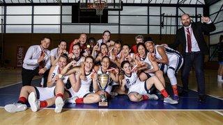 Nyon Basket Féminin: «Ce titre, c'est vraiment la cerise sur le gâteau»