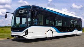 Un bus «zéro-émission» testé à Morges