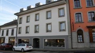 Nyon: après 4 ans de fermeture, l'hôtel Ambassador retrouve son éclat