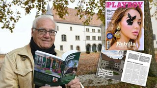 La marquise du château d'Allaman charme Playboy