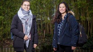 Les gymnasiens de La Côte en grève pour le climat
