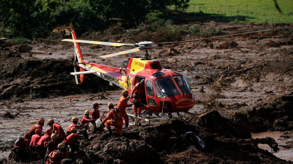 Les secours espèrent encore retrouver des survivants.
