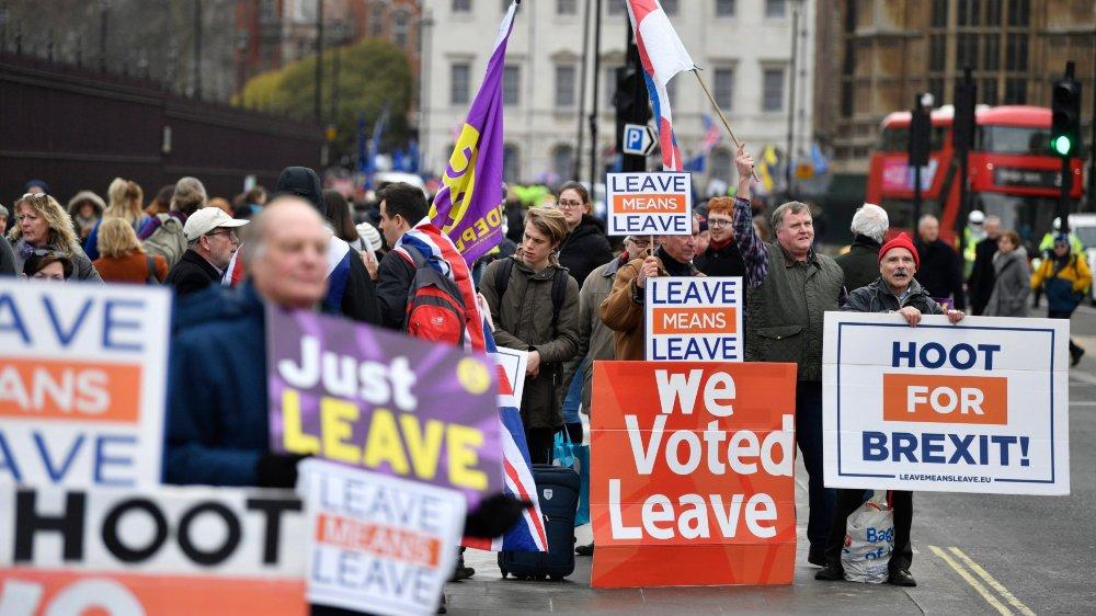 May veut renégocier le Brexit avec l'UE