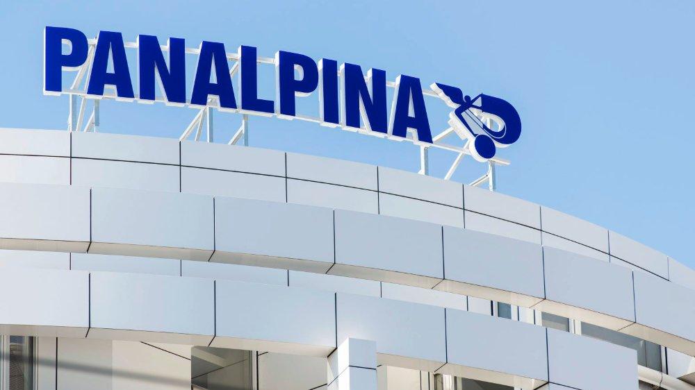 Panalpina, visée par DSV, est l'une des 20 plus grosses sociétés cotées à la Bourse suisse.