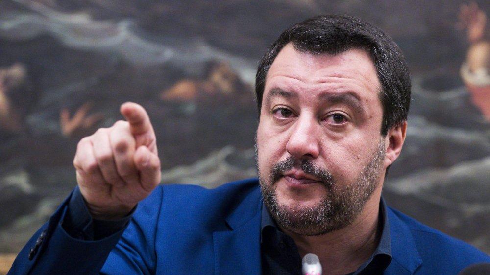 La Ligue de Matteo Salvini a remporté une nette victoire, dimanche.