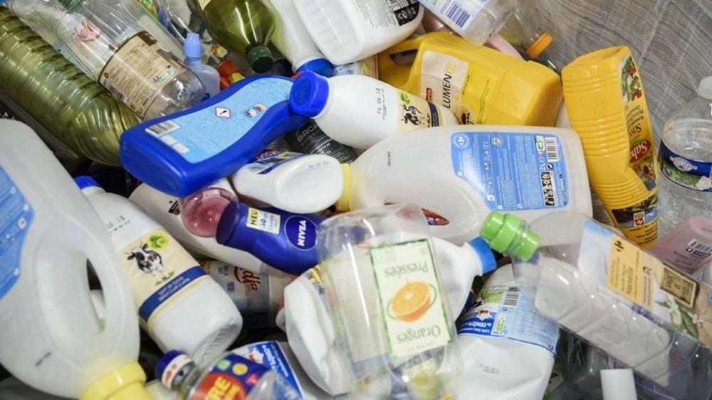 Le flaconnage est de plus en plus recyclé dans les communes de la région.
