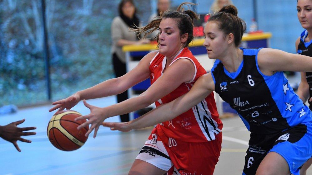 La capitaine de DEL Basket, Morgane Katz, et ses coéquipières veulent continuer à croire à l'arrivée prochaine de jours meilleurs.