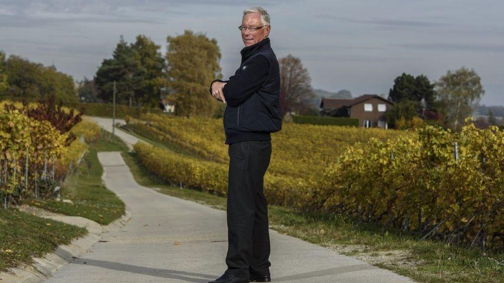 Syndic d'Aubonne, Luc-Etienne Rossier souhaite que l'Etat entende les revendications des communes.
