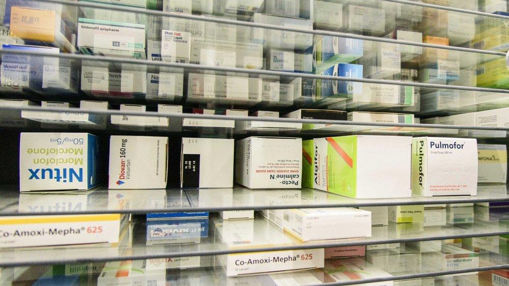 Le Tribunal a rendu son verdict dans une affaire de commerce illégal de médicaments (photo d'illustration).