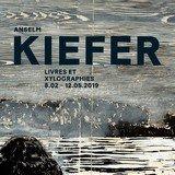 Visite expo Anselm Kiefer - Livres et xylographies