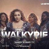 """Opéra MET : """"La Walkyrie"""""""