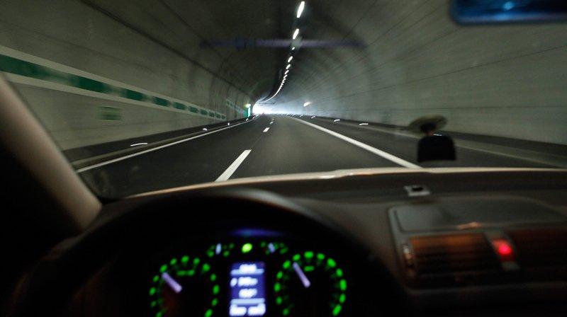 Neuchâtel: un élève conducteur flashé à 161 km/h dans un tronçon limité à 100 km/h
