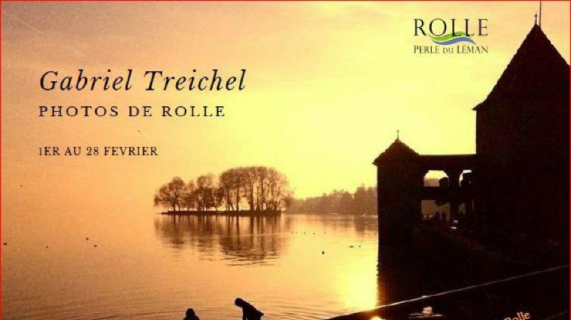 Exposition Photos de Rolle - Gabriel Treichel