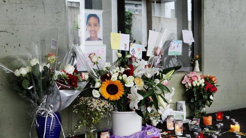 Le procès en question est celui de l'assassin présumé de la petite Semhar, 12 ans. Violée et étranglée en août 2012 à Genève.