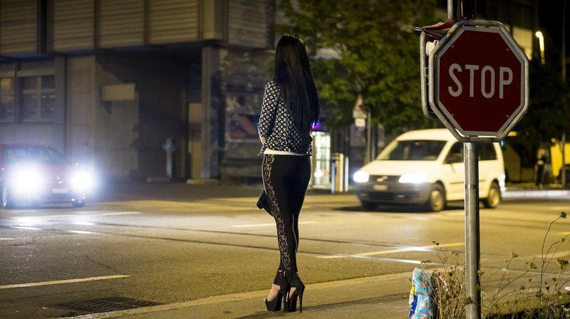 L'ancienne prostituée de 59 ans est accusée d'avoir soutiré 1,8 millions de francs à l'un de ses anciens clients. Elle a plaidé non coupable lundi devant le tribunal de Vevey (Vaud). (Archives)