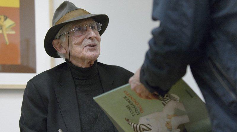France: le dessinateur et illustrateur français Tomi Ungerer est mort à 87 ans