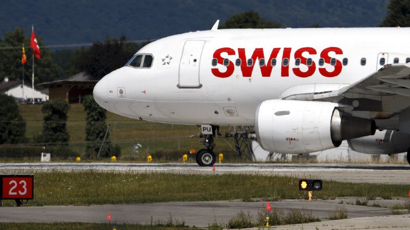Transport aérien: Swiss va desservir Munich et Francfort depuis Genève