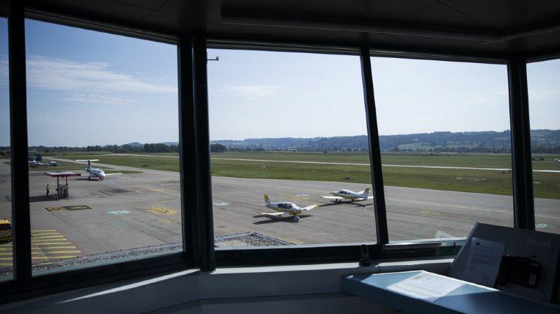 Des conflits sont apparus lorsque des avions ont décollé de Granges selon les règles de vol aux instruments mais que le pilote a oublié de s'annoncer à Berne. (illustration)