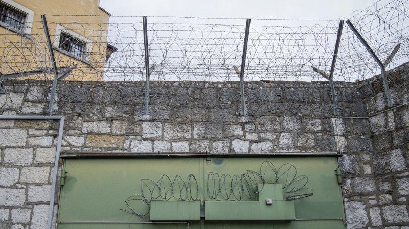 Entre 1988 et 2018, le nombre de détenus dans les prisons suisses a augmenté de moitié