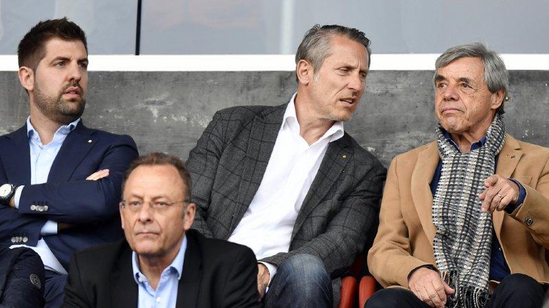 Football: Grasshopper perd l'un de ses gros actionnaires et risque le dépôt de bilan