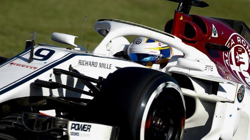 Automobilisme - Formule 1: l'écurie suisse Sauber devient Alfa Romeo Racing