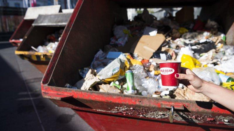 Suisse: chaque habitant produit 706 kilos de déchets par année