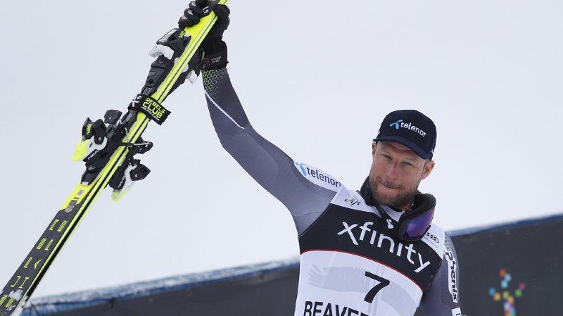 Ski alpin: le Norvégien Aksel Lund Svindal, un des meilleurs skieurs actuels, prend sa retraite