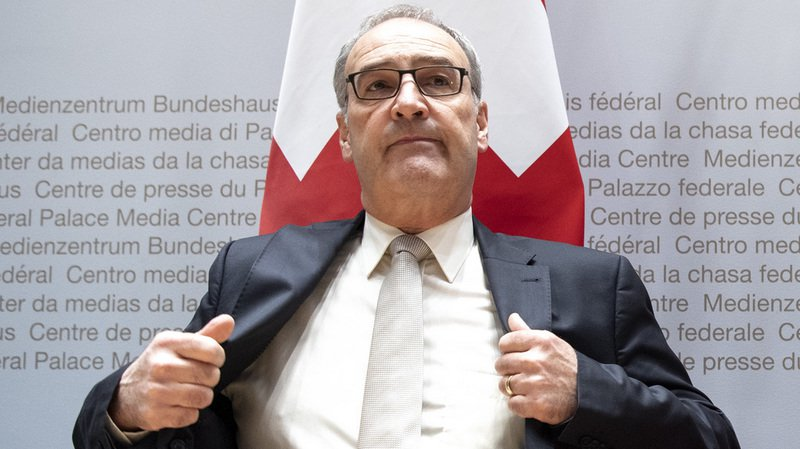 Accord sur le commerce: la Suisse et la Grande-Bretagne règlent leurs relations pour l'après-Brexit