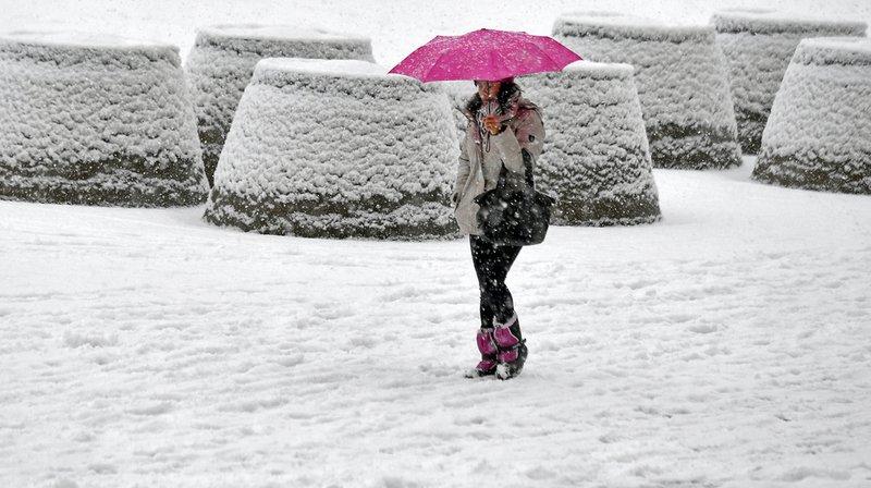 Il pourrait neiger plusieurs centimètres en plaine lundi.
