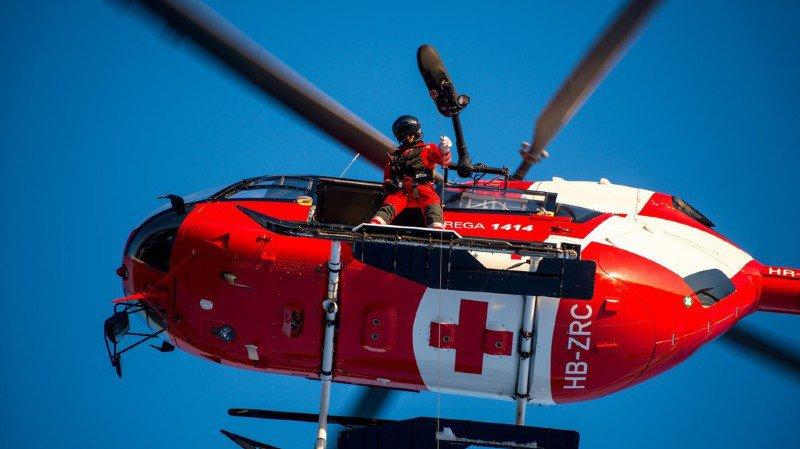 Berne: une avalanche fait un mort et une blessée à Diemtigen