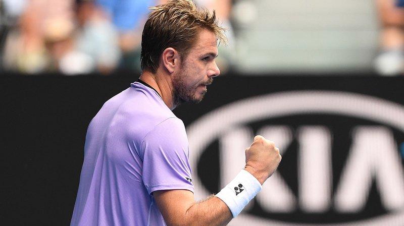 Stan Wawrinka intraitable face à Benoît Paire — ATP Rotterdam