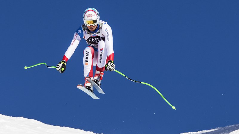 Ski alpin: après sa chute à l'entraînement, Carlo Janka renonce à la descente de Kitzbühel