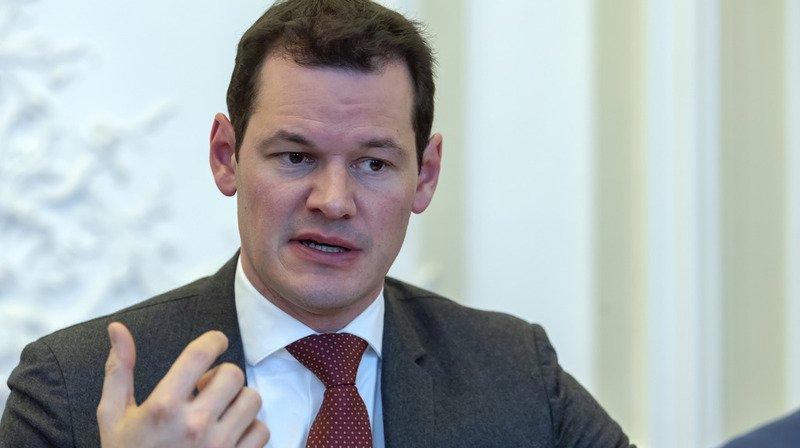 Le conseiller d'Etat Pierre Maudet ne fera pas recours contre la réorganisation des départements à Genève.