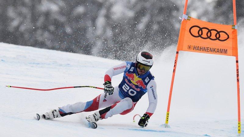 Ski alpin: en raison de la météo, la descente de Kitzbühel est avancée à vendredi