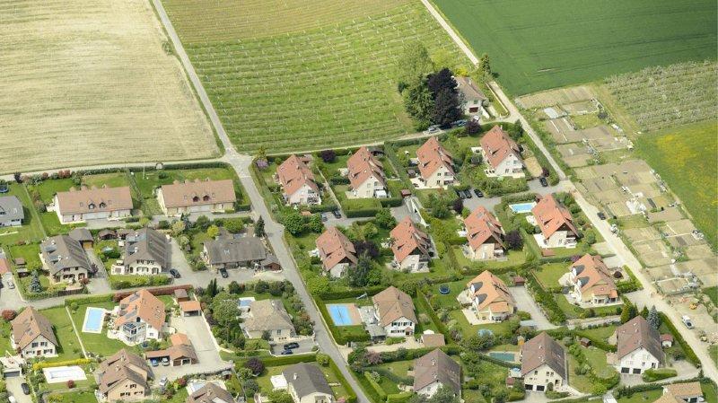 Votation fédérale: les Suisses tranchent ce dimanche sur l'initiative contre le mitage