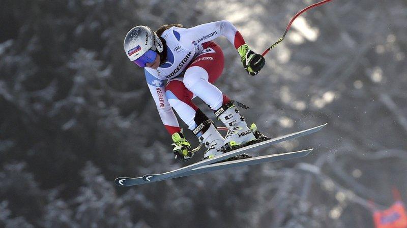 Ski alpin: la descente dames de Garmisch-Partenkirchen déplacée à dimanche