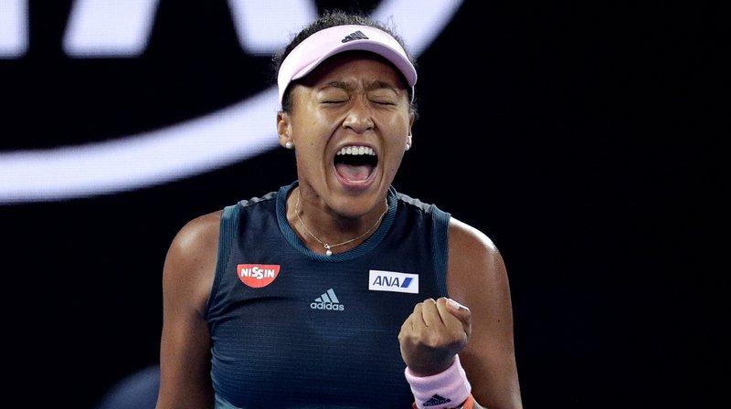 Osaka écarte Pliskova et file en finale