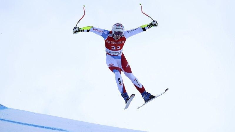 Le jeune Nidwaldien Marco Odermatt a été le meilleur skieur suisse du Super-G des Mondiaux d'Are, en Suède.