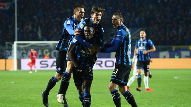 Football: la Juventus a perdu en quarts de finale de Coupe, sa première défaite en Italie depuis le 22 avril 2018