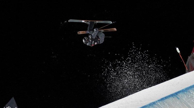 Ski freestyle: le Suisse Fabian Bösch sacré champion du monde de Big Air