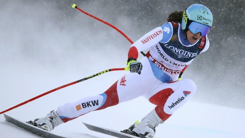 Ski alpin – Mondiaux d'Are: Wendy Holdener décroche la médaille d'or du combiné