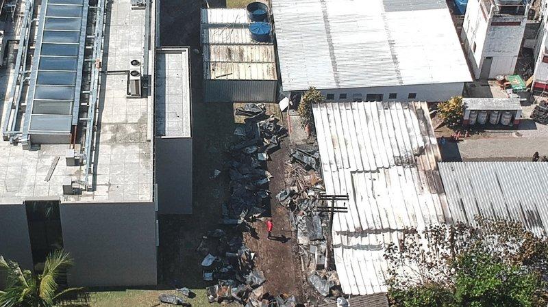 Brésil: au moins 10 morts dans un incendie au club de football Flamengo