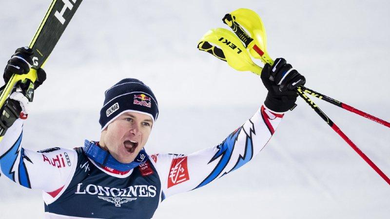 Ski alpin – Mondiaux d'Are: Pinturault champion du monde en combiné, les Suisses 7e et 8e
