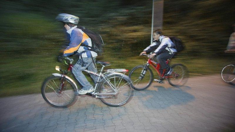 Mobilité: un site web pour encourager les enfants à se rendre à l'école en vélo