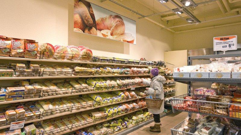 Migros vend désormais du pain de la veille pour limiter le gaspillage alimentaire